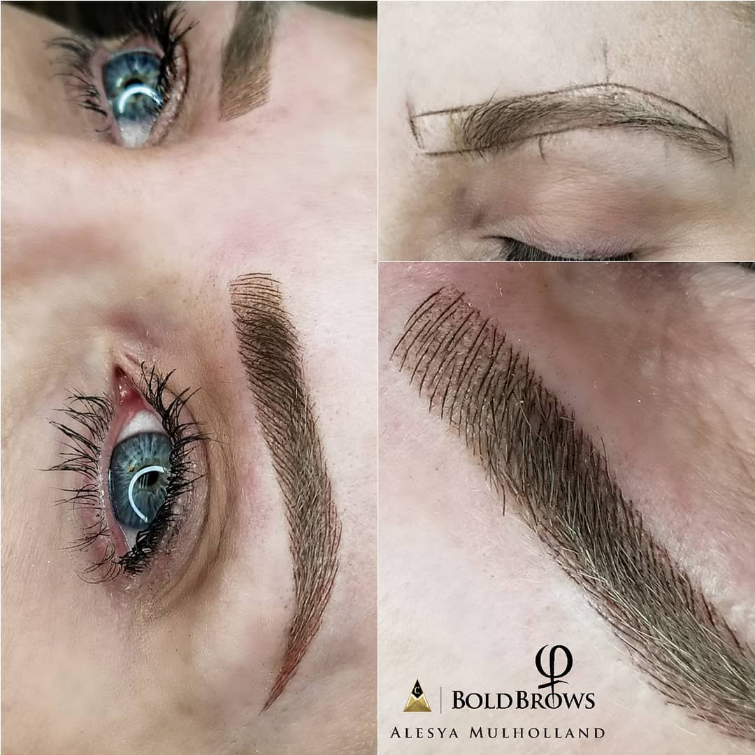 PhiAcademy Microblading Permanent Makeup Training   Bold